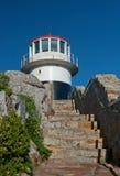 Faro en Cabo de Buena Esperanza Imagenes de archivo