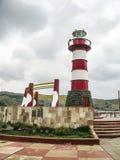 Faro en Faro Perú Fotos de archivo libres de regalías