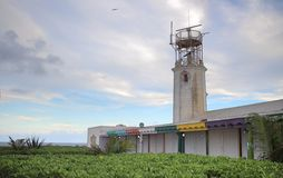 Faro en Isla Mujeres, México foto de archivo libre de regalías