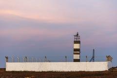 Faro en Jericoacoara Fotos de archivo