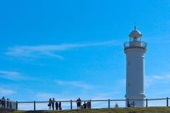 Faro en Kiama Imagenes de archivo