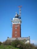 Faro en la isla Imagen de archivo libre de regalías