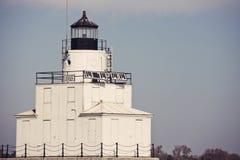 Faro en Manitowoc, Wisconsin Imagen de archivo