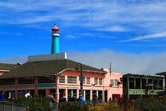Faro en Monterey fotografía de archivo libre de regalías