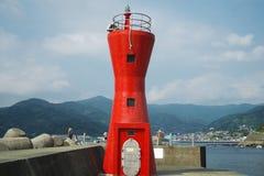 Faro en Yugawara Imágenes de archivo libres de regalías