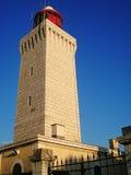 Faro Garoupe sul viale Aime Bourreau Immagini Stock