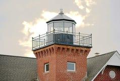 Faro Girt mare New Jersey Fotografia Stock