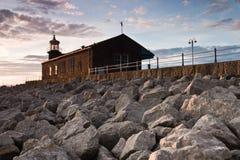 Faro in Gran Bretagna Immagine Stock Libera da Diritti