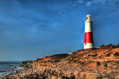 Faro HDR di Prtland Bill Immagine Stock