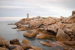Faro hermoso Fotografía de archivo libre de regalías