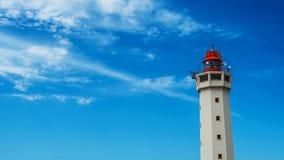 Faro hermoso Imagen de archivo libre de regalías