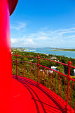Faro hermoso de Sankt Augustine Fotos de archivo