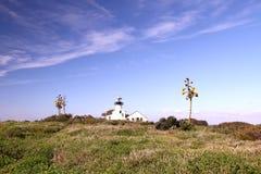 Faro histórico Foto de archivo