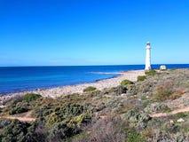 Faro humilde del punto, Spencer Gulf Foto de archivo libre de regalías