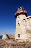 Faro in Irlanda Fotografia Stock