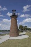 Faro Kissimmee la Florida Imagen de archivo