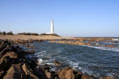 Faro, La Paloma, Uruguay Fotos de archivo