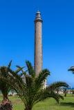 Faro, Maspalomas, Gran Canaria Fotografia de Stock