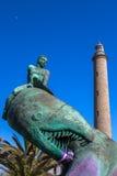 Faro, Maspalomas, Gran Canaria Fotos de Stock