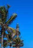 Faro, Maspalomas, Gran  Canaria. Lighthouse at Atlantic coast in Maspalomas, Gran Canaria Royalty Free Stock Image