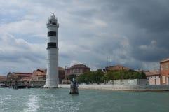 Faro (Murano, Venezia) Fotos de archivo