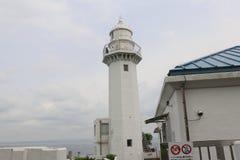 Faro nel Giappone fotografie stock libere da diritti