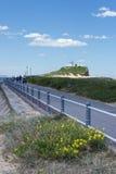 Faro a Newcastle Australia Fotografie Stock Libere da Diritti