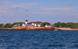 Faro orientale del punto Immagine Stock