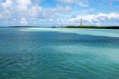 Faro Paredon Lighthouse Stock Photos