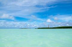 Faro Paredon Lighthouse Royalty Free Stock Photography