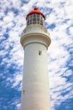 Faro partido del punto, Victoria Australia Fotografía de archivo libre de regalías