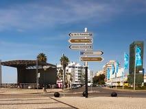 Faro, Portugal Stock Photo
