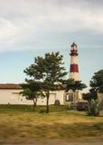 Faro Punta Mogotes Mar del Plata Royaltyfria Bilder