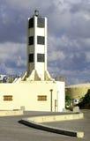 Faro renovado Fotografía de archivo libre de regalías