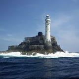 Faro, roca de Fastnet Fotografía de archivo libre de regalías