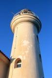 Faro in San Felice Circeo Immagine Stock