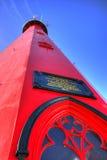 Faro Scheveningen Fotografia Stock Libera da Diritti