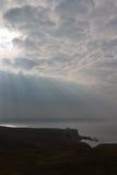 Faro Scozia Fotografia Stock