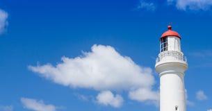 Faro spaccato del punto immagini stock libere da diritti