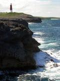 Faro su Abaco Fotografie Stock