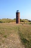 Faro su Kap Akona (Germania) Immagine Stock Libera da Diritti