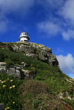 Faro superiore della montagna fotografia stock libera da diritti