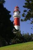 Faro in Swatopmund Fotografie Stock Libere da Diritti