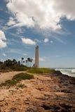 Faro tropicale Immagini Stock Libere da Diritti