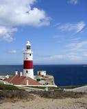 Faro-Vertical Imagen de archivo libre de regalías