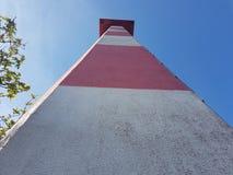 Faro Vuurtoren Imágenes de archivo libres de regalías