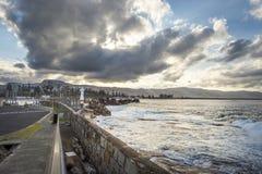 Faro a Wollongong Australia immagini stock