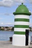 Faro in Zadar Fotografia Stock