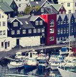 Faroe royalty-vrije stock fotografie