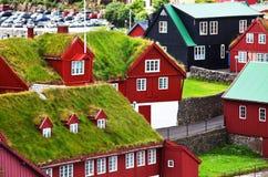 Faroe royaltyfri foto